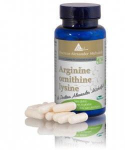 Arginine ornithine lysine