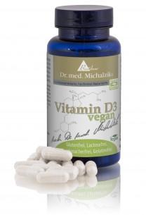 Vitamine D3 végétalienne