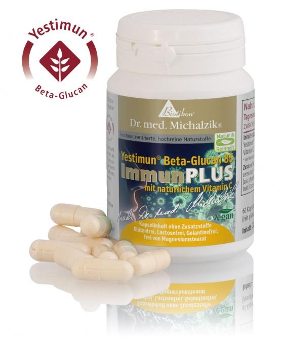 ImmunoPLUS bêta-glucane