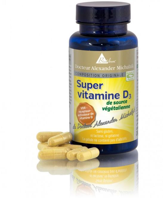 Super vitamine D3
