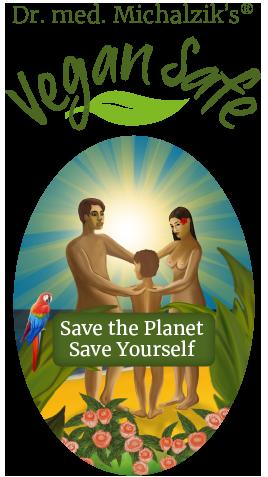Vegan Safe Logo